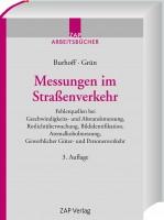 Burhoff/ Grün, Messungen im Straßenverkehr