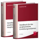 Burhoff: Paket Handbuch Ermittlungsverfahren und Hauptverhandlung