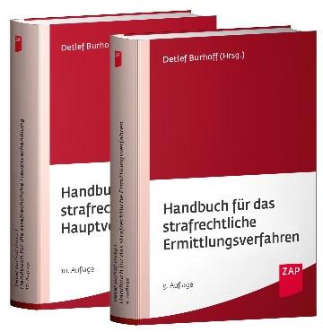 Burhoff: Handbücher EV/HV 2021