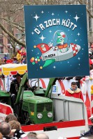 """entnommen wikimedia.org """"Rosenmontagszug 2014 2"""" by Superbass - Own work. Licensed under CC BY-SA 4.0 via Wikimedia Commons -"""