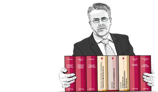 Detlef Burhoff, Bücher, Hauptverhandlung, Ermittlungsverfahren, Handbuch, Rechtsmittel, Blog